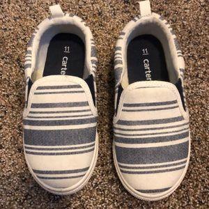 Carter's slip on shoe